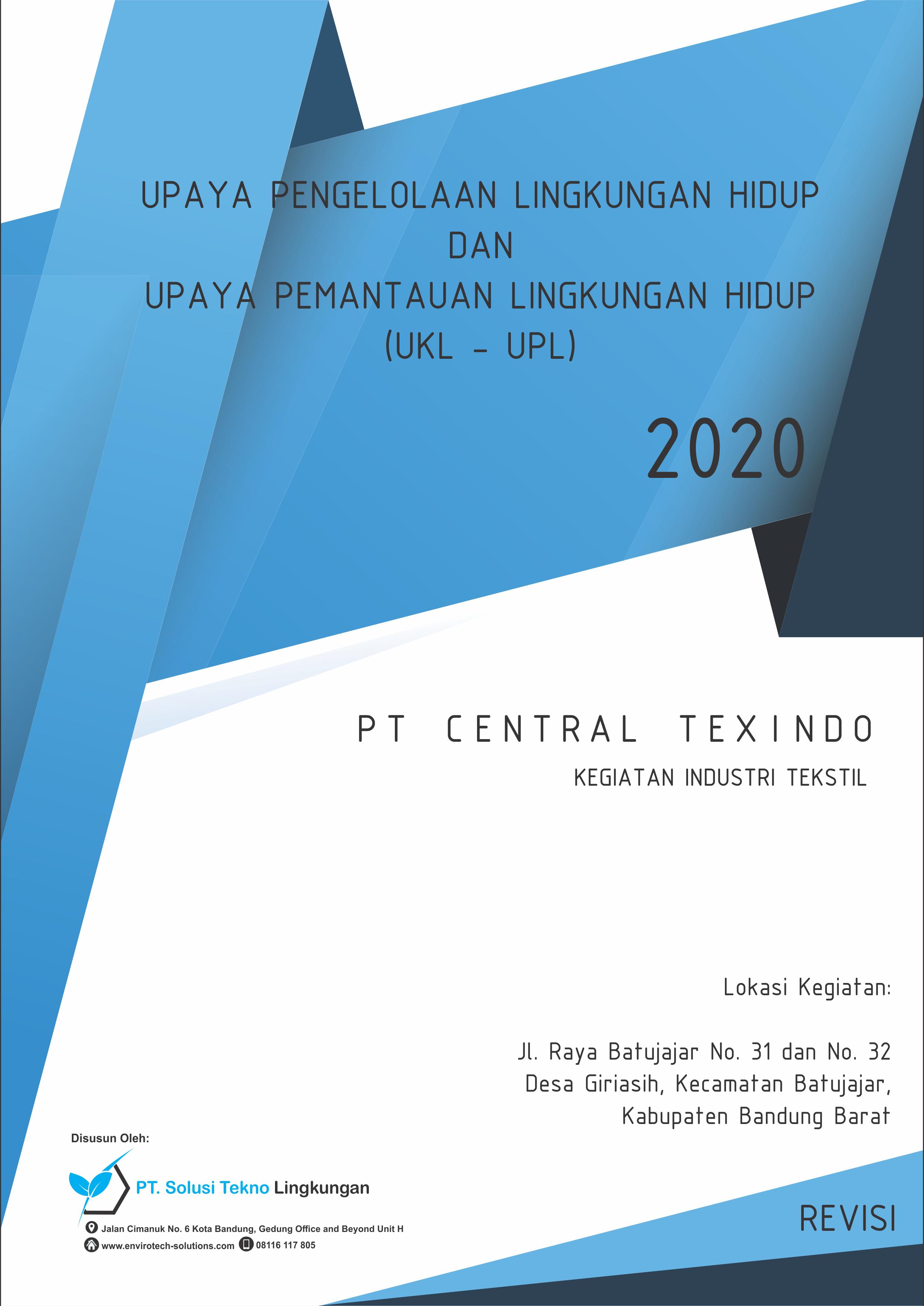 PT Central Texindo